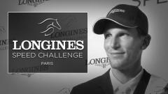 Longines Speed Challenge - Paris 2016