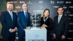 Press conference - Longines Masters of Hong Kong 16/01/2018