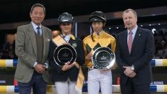The HKJC Race of the Riders : full competition