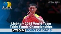 2018 World Team Championships | STIGA Point of Day 8