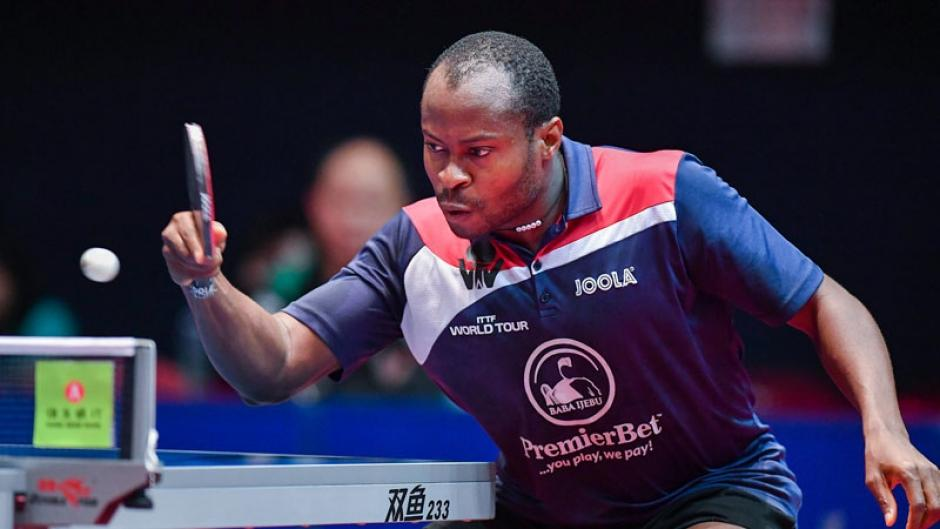 Quadri Vows To End Chinese Dominance At Tokyo Olympics