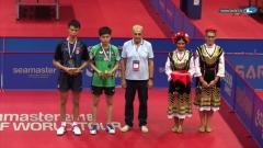 Bulgaria Open - U21 Award Ceremony