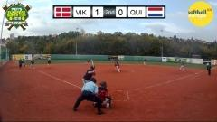 Amager Vikings (DEN) vs BSC Quick Amersfoort (NED)