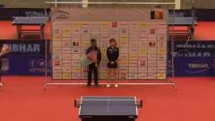 Belgium Open 2018 - U21 Award Ceremony