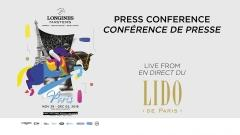 Replay Press  Conference Lido de Paris