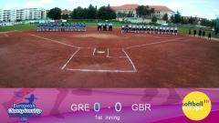 Greece vs Great Britain (group A)