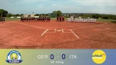 Germany vs Italy (group X)