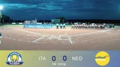 Italy vs Netherlands (group X)