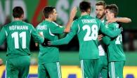 Gepa | Interviews after SK Rapid Wien - FC Thun