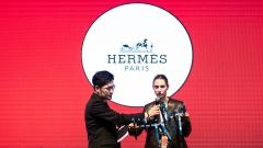 Asia Horse Week: Hermès Demonstration