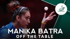 Off The Table | Manika Batra