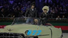 [SAGA10ANS] EPISODE 22: Guillaume Canet and Edwina Tops-Alexander starring in a remake of Grease.