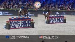 Riders Masters Cup Paris: Harry Charles vs Lucas Porter