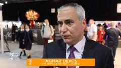 Meet the speakers: Ingmar De Vos