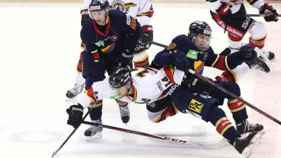 Red Bulls Salute: LuLea Hockey - JYP