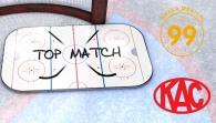 3. Overtime: Top Match: G99 - KAC