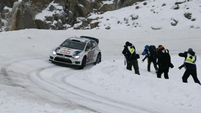 VW-Motorsport | Stages 8-11: Rally Sweden 2014