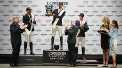 Longines Grand Prix of New York — Full Competition