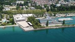 Longines Masters of Lausanne build up