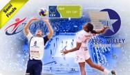Tomis CONSTANTA  - PARIS Volley