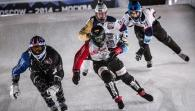 Red Bull Crashed Ice: Moscow Action Clip