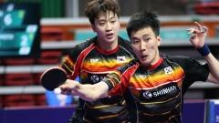LEE Sangsu  / JEOUNG Youngsik - MA Long / LIN Gaoyuan