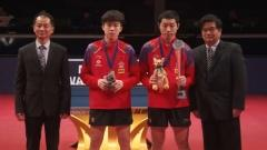 Men's Singles - Award Ceremony