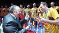 CEV CL Final 4: Award Ceremony
