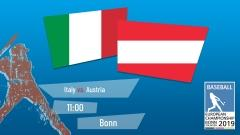 Highlights - Italy vs. Austria