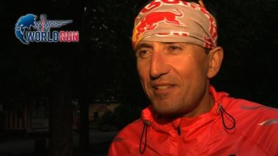 Wings for Life World Run with Christian Schiester