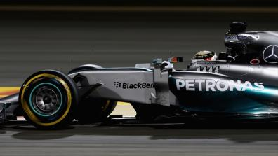 F1 Petronas China GP - Curcuit preview with Lewis Hamilton