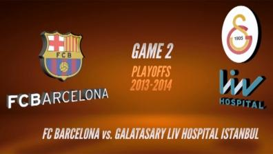FC Barcelona Regal - Galatasaray Liv Hospital