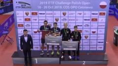 Polish Open 2019: Award Ceremony Doubles