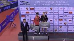 Polish Open 2019: Award Ceremony Singles