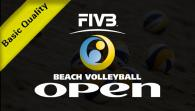 Beach Volleyball - FIVB Open