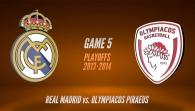 Real Madrid - Olympiacos Piraeus