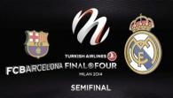 FC Barcelona Regal - Real Madrid