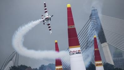 Qualifying Putrajaya: Red Bull Air Race 2014