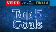 laola1 | Top 5 Goals:: VELUX EHF FINAL4