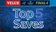laola1 | Top 5 Saves: VELUX EHF FINAL4