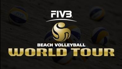 FIVB Long Beach Grand Slam: SF2 M