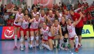 CEV European League 2014 Women: Award Ceremony