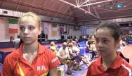Interview: Adina DIACONU (ROU)/Lisa LUNG (BEL)