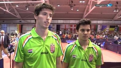 Interview: Adam SZUDI/Nandor ECSEKI (HUN)