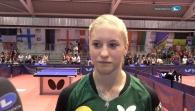 Inteview: Chantal MANTZ (GER)