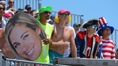 LONG BEACH - SF1 W: Walsh/Ross (USA) - Dubovcova/Nestarcova (SVK)