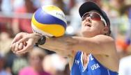 LONG BEACH - Final W: Walsh/Ross (USA) - Agatha/Seixas (BRA)