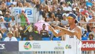 LONG BEACH - Final M: Fijalek/Prudel (POL) - Rosenthal/Dalhausser (USA)