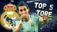 getty | Angel Di Maria: Top-5-Tore