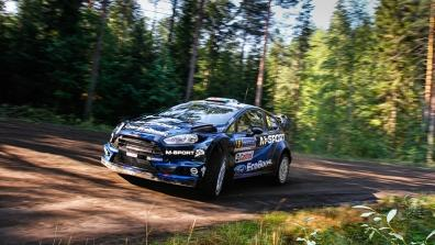 McKlein | Stages 11-16: Neste Oil Rally Finland 2014